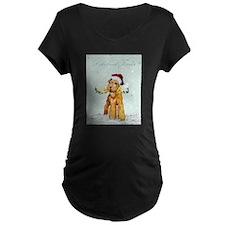 Lakeland Holiday Santa T-Shirt