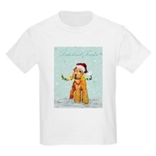 Lakeland Holiday Santa T-Shirt