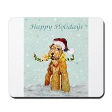 Lakeland Holiday Santa Mousepad