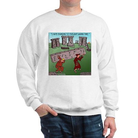 Changing TO DST Sweatshirt