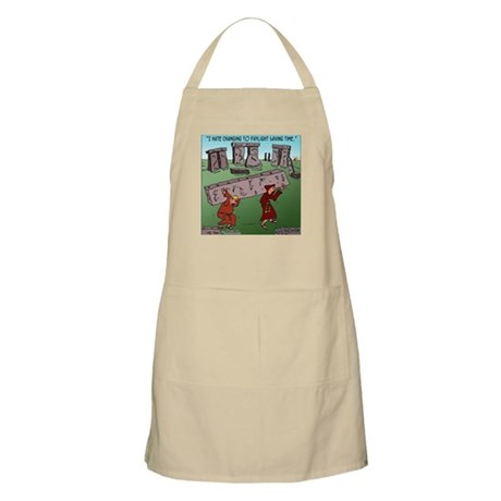 Changing TO DST BBQ Apron