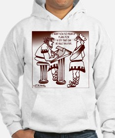 Ancient Roman Urban Planning Hoodie
