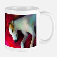 Greyhound dog Mug