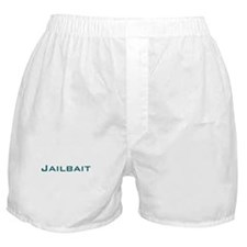 Jailbait Boxer Shorts