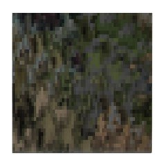 Custom Digital Camoflauge Tile Coaster