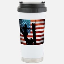 Ironworker Travel Mug