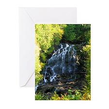 Beaver brook falls Greeting Cards