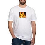 Got Heartburn? Fitted T-Shirt