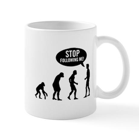 evoultion Mug