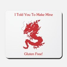 Gluten Free Dragon Mousepad