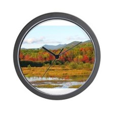 Unique Pond Wall Clock