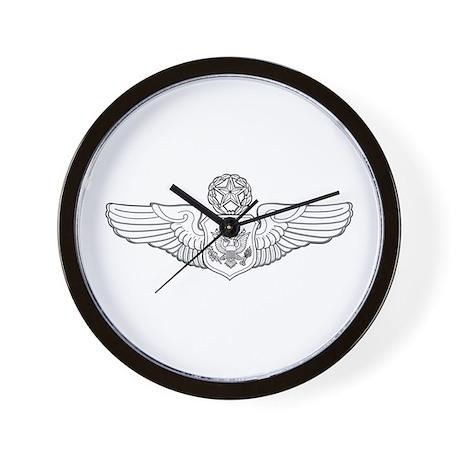 Aircrew Member Wall Clock