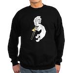 Kokopelli Trombone Sweatshirt (dark)