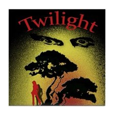 SALE TODAY, TWILIGHT Tile Coaster