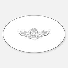 Navigator Oval Decal