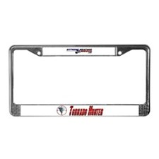 Extreme Weather Media License Plate Frame