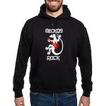 Geckos Rock Hoodie (dark)