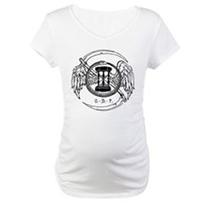 Obsidian Dreams Knockout Logo Shirt