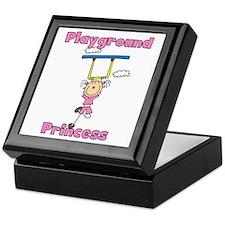 Playground Princess Keepsake Box