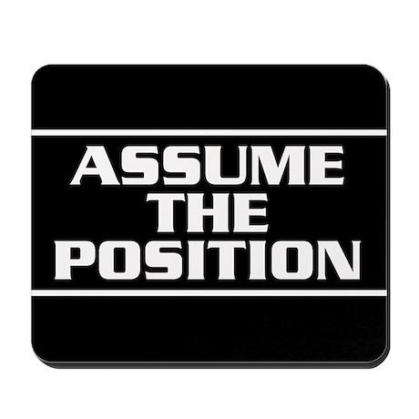 Position Mousepad