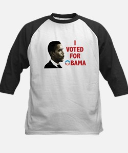 I Voted For Obama Tee