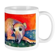 Greyhound dog 2 Mug