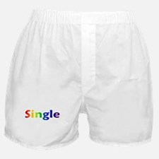 """Single"" Boxer Shorts"