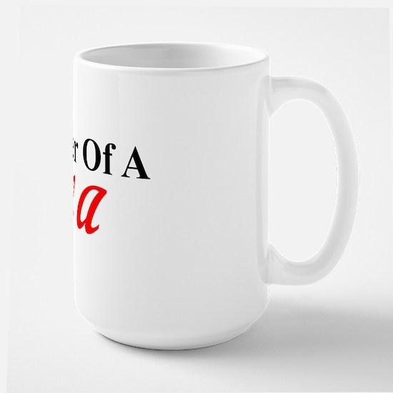 Proud of My Model A Large Mug