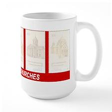 ARMENIAN CHURCHES Mug(garnet)
