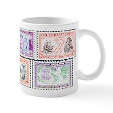 NEW ZEALAND 1840-1940 Small Mug