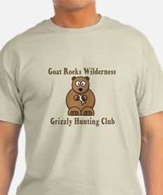 Twilight ~ Goat Rocks Grizzly T-Shirt