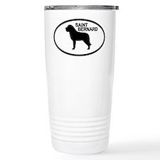 Saint Bernard Travel Mug