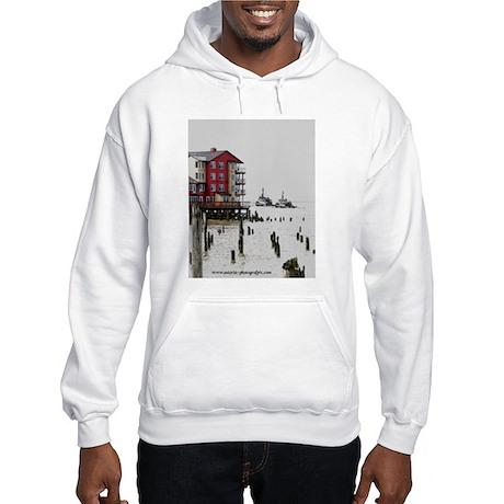 Twin Tugs Hooded Sweatshirt
