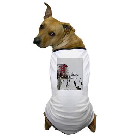 Twin Tugs Dog T-Shirt