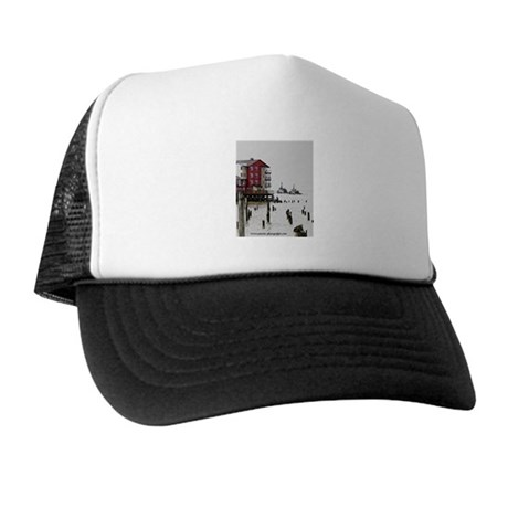 Twin Tugs Trucker Hat