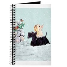 Scotties and Wren Winter Journal