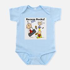 Recess Rocks Infant Bodysuit