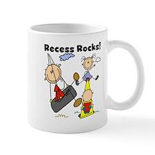 Recess Rocks Mug