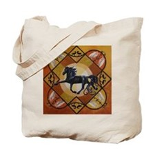 Friesian Tote Bag