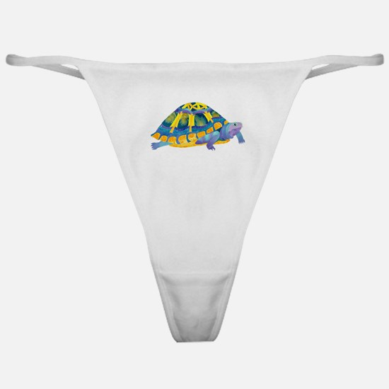 Celtic Turtle Classic Thong