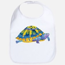 Celtic Turtle Bib