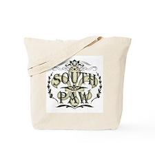 Southpaw Fleur De Lis Tote Bag