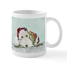 Fox Terrier Christmas Mug