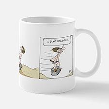 """""""Dip In Road"""" Mug"""