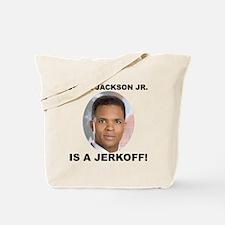 Jesse Jackson Jr. Tote Bag