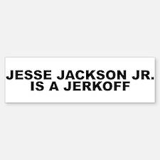 Jesse Jackson Jr. Bumper Bumper Bumper Sticker