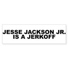 Jesse Jackson Jr. Bumper Bumper Sticker