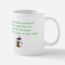 Unique Bad economy Mug