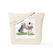 BC and the Broad Tote Bag