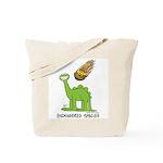 """Endangered Species"" Tote Bag"
